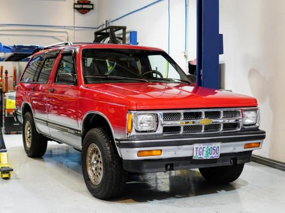 93 S10 Blazer